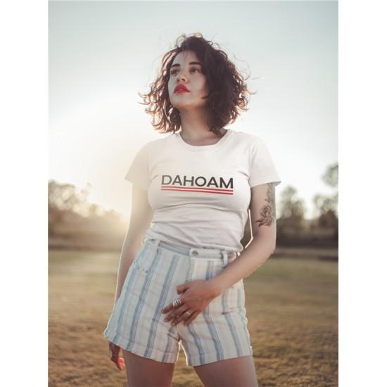 DAHOAM - WOMEN - WHITE -...