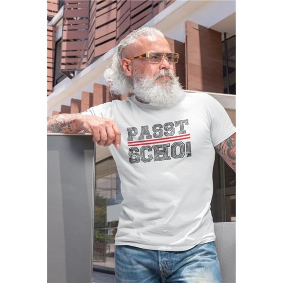 PASST SCHO! - MEN - WHITE -...