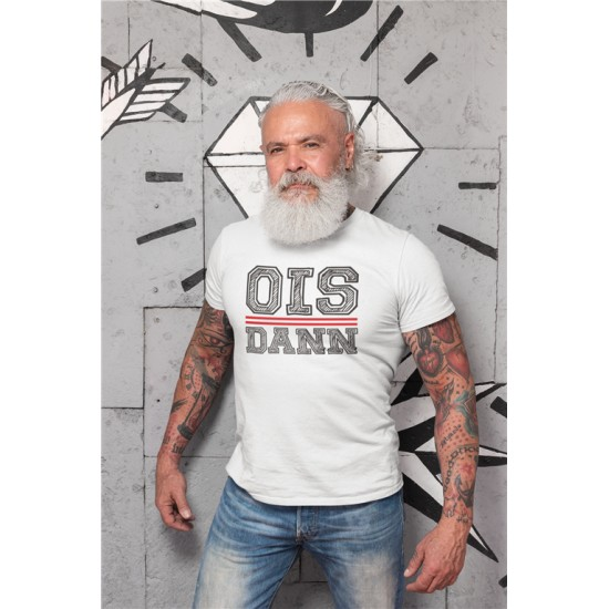 OIS DANN - MEN - WHITE -...