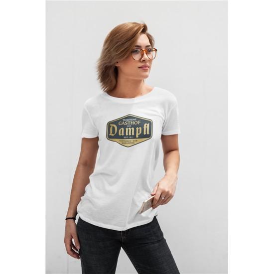 DAMPFL - LOGOSHIRT - WOMEN...