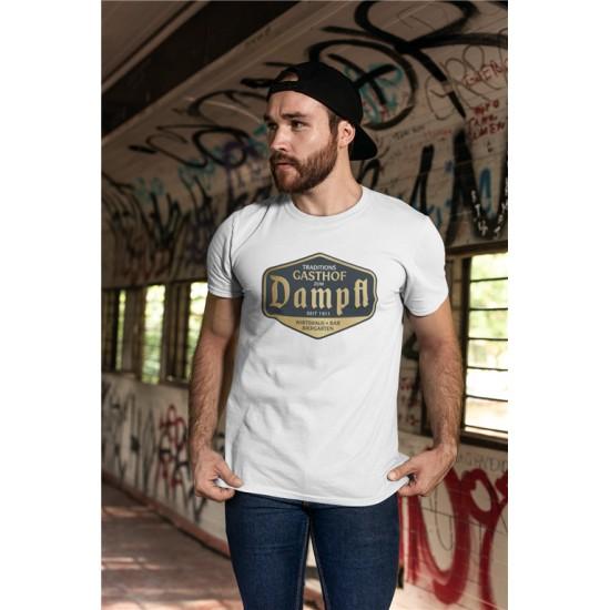 DAMPFL - LOGOSHIRT - MEN -...