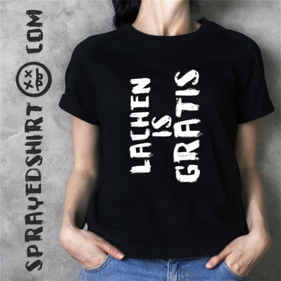 LACHEN IS GRATIS - WOMEN -...