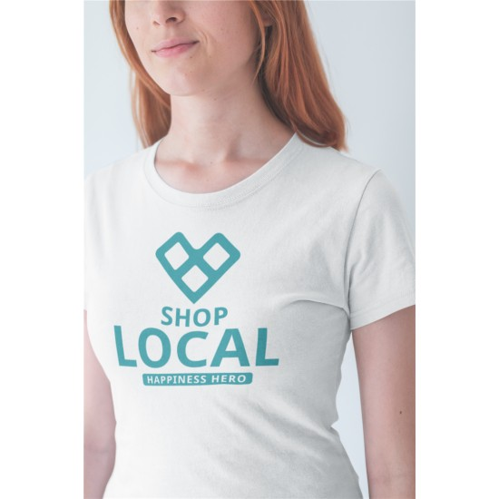 SHOP LOCAL - WOMEN - WHITE...
