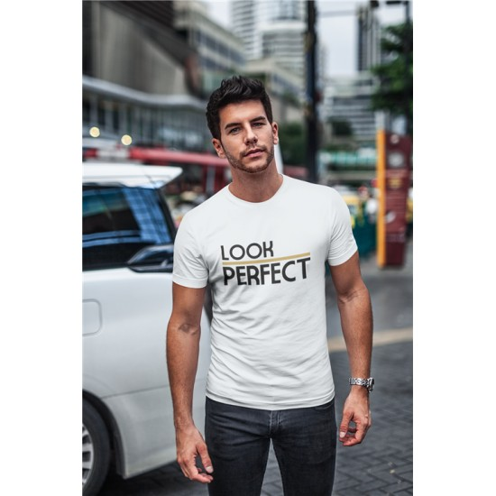 LOOK PERFEKT - MEN - WHITE...