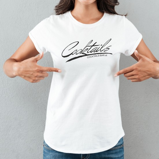 LOGOSHIRT - WOMEN - WHITE -...