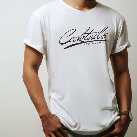 LOGOSHIRT - MEN - WHITE -...