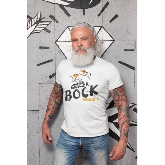 GEILER BOCK - MEN - WHITE -...