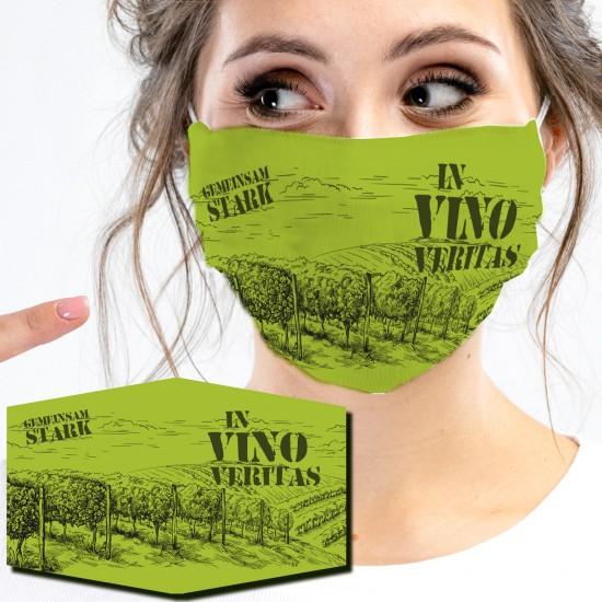 Mund-Nasen-Masken - IN VINO...