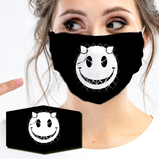 Mund-Nasen-Masken - SMILEY