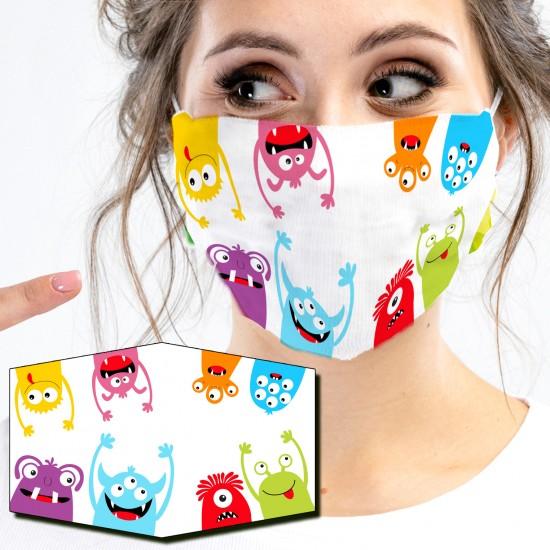 Mund-Nasen-Masken - LITTLE...