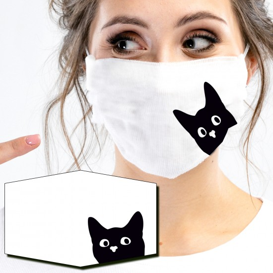 Mouth-noses-masks-THE CAT