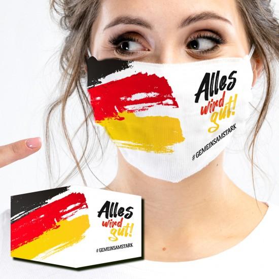 Mund-Nasen-Masken - GERMANY...