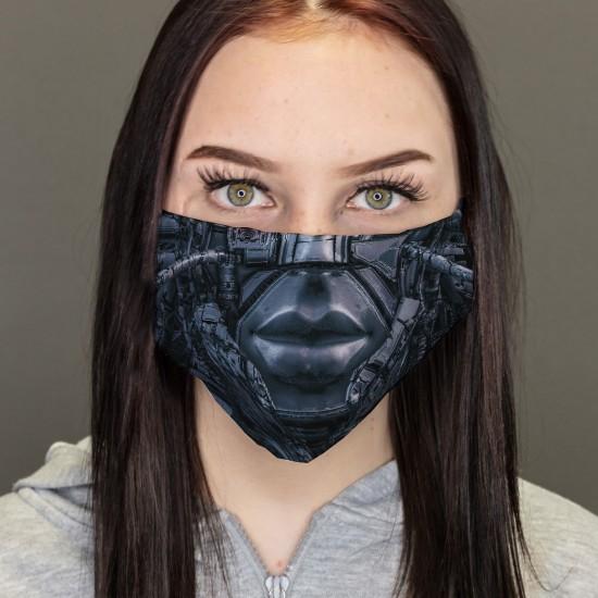Maschere biomeccaniche da...