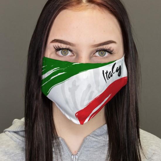 Mund-Nasen-Masken - Italien...