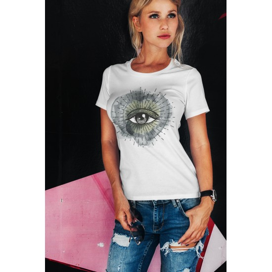 THE EYE - WOMEN - WHITE -...