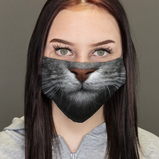 Mouth-Nose-Masks-Cat's snout