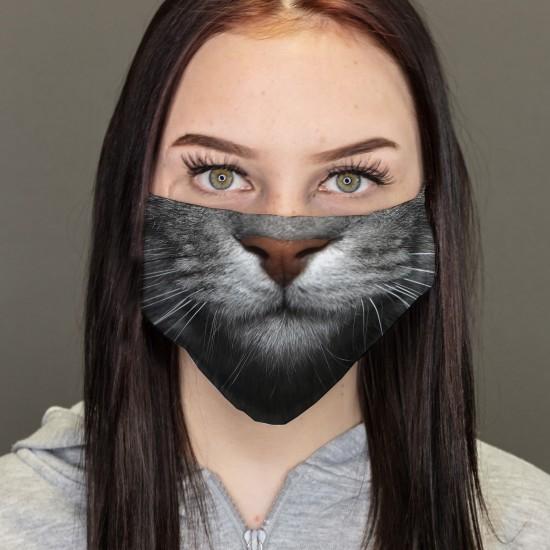 Mouth-Nose-Masks-Cat's snout