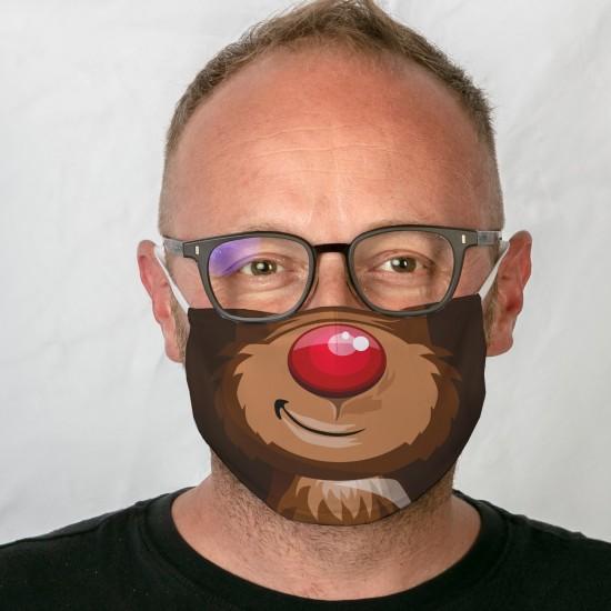 Mund-Nasen-Masken - Rudolph...