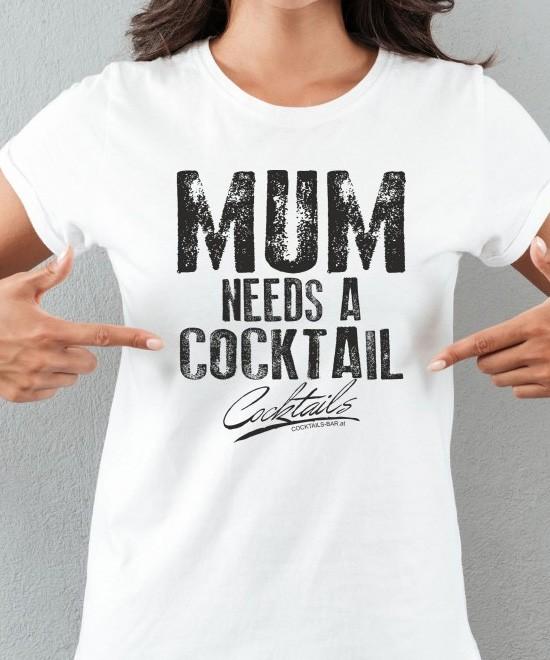 Coole Shirts von Cocktails für richtige Nachtschwärmer