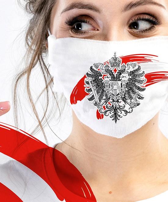 Bestellen Sie unsere Nasen-Mund-Masken jetzt gleich online mit coolen Designs